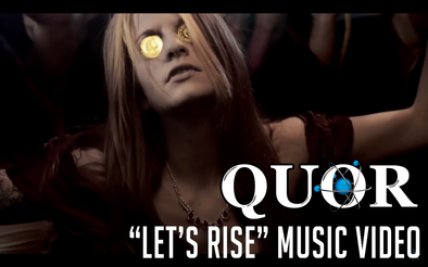 "Music Video Friday!!  QUOR ""Let's Rise"""
