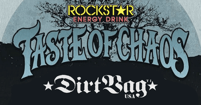 Dirtbag Clothing Returns to TASTE OF CHAOS