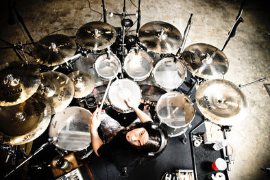 ARTIST MICRO FEATURE - MEGADETH's SHAWN DROVER