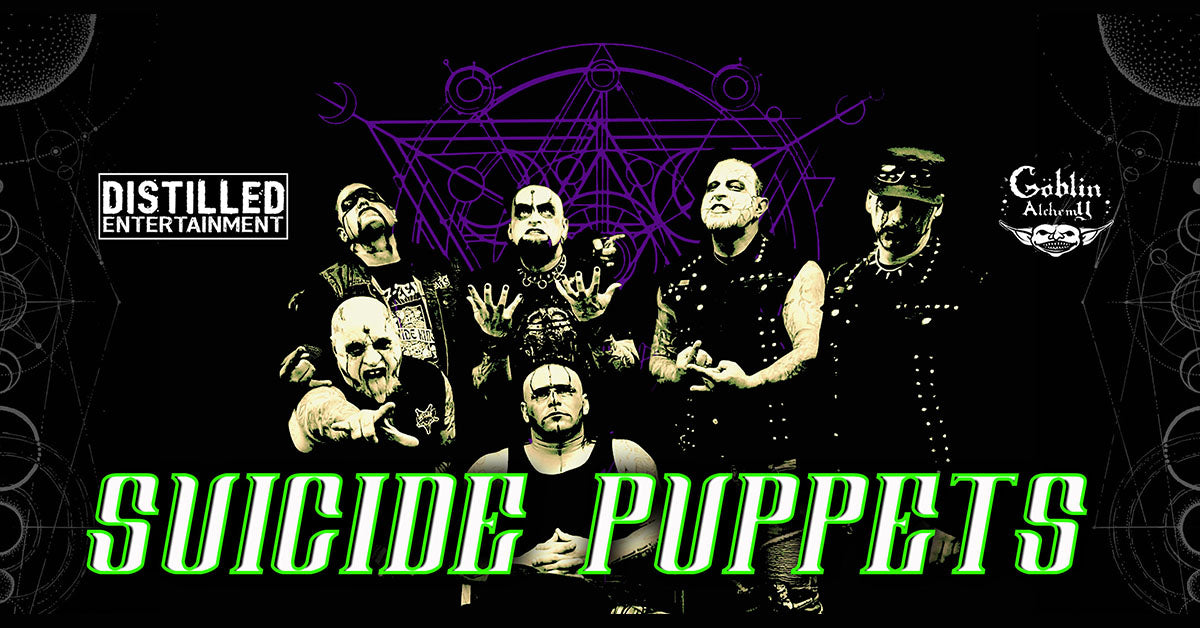 Suicide Puppets - Dirtbag Endorsed Artist
