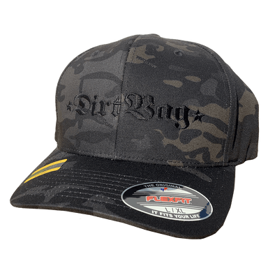 BADASS - Core - Multicam FlexFit Hat