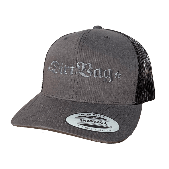 BADASS - Core - Curved Bill Trucker Hat