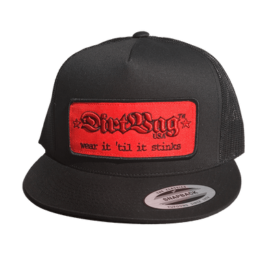 INFERNO - Core - Flat Bill Trucker Hat