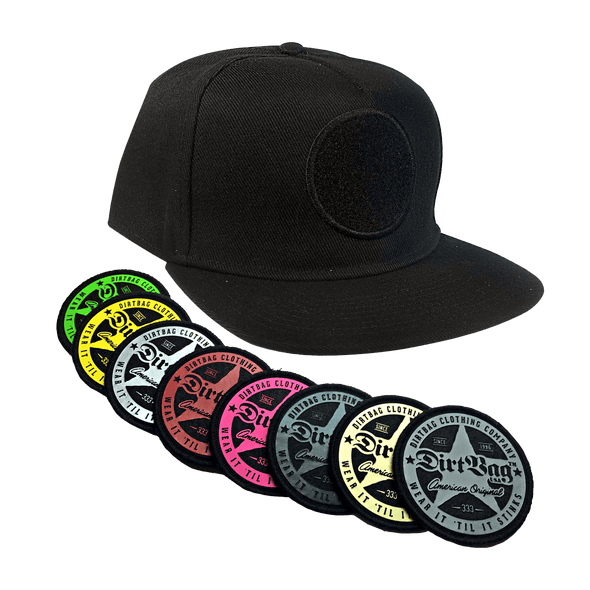 PATCHER - Sheriff - Flat Bill Hat