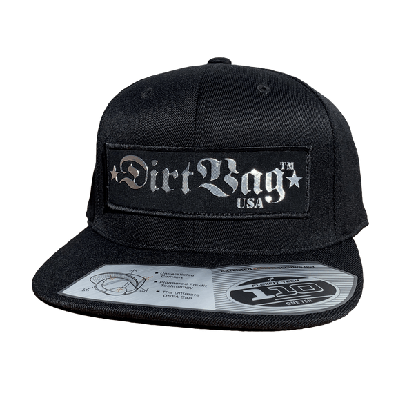 PLATINUM - Core - 110 Flat Bill Hat
