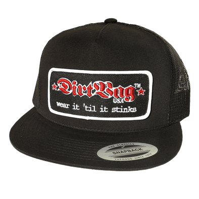 MARQUEE - Core - Flat Bill Trucker Hat