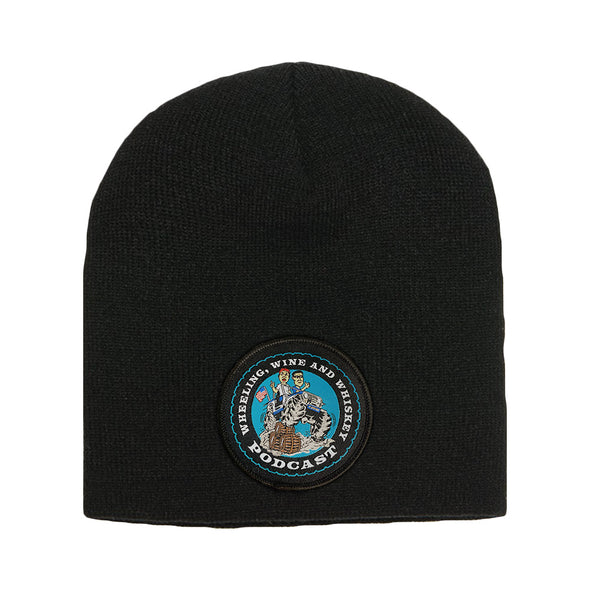 Wheeling Wine and Whiskey BEANIE