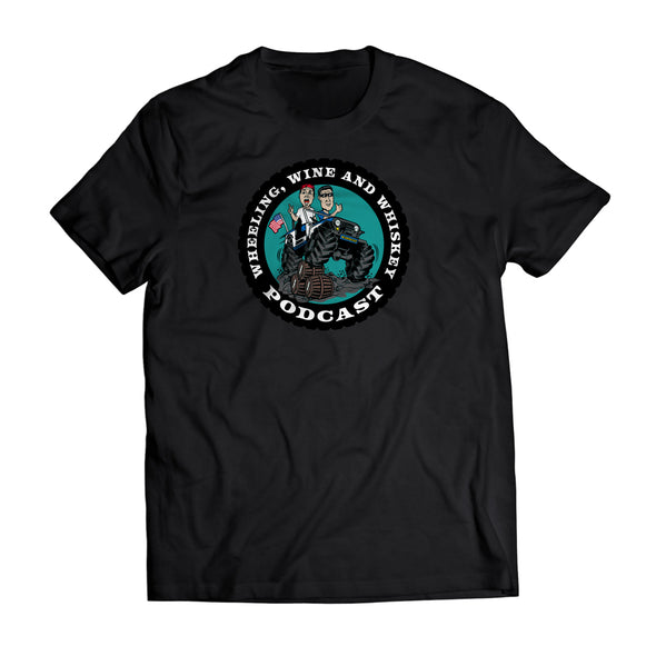 Wheeling Wine and Whiskey - TEE