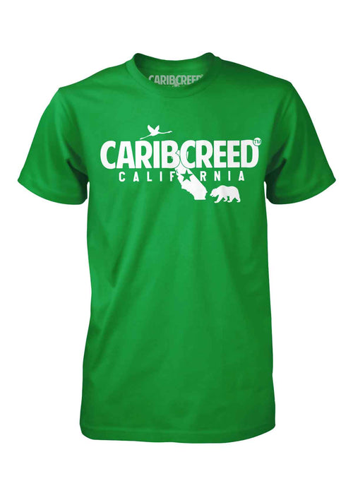 ORIGINAL CARIBCREED CLASSIC (green) - Cotton For The Soul
