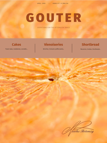 Bundle Ebook and 8 Petits Gateaux recipes in English