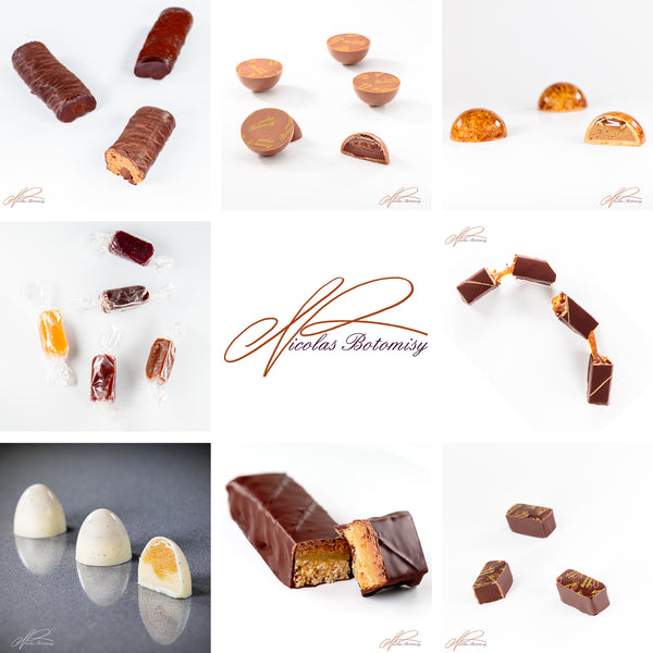 "Bundle Online live class  ""all about chocolate"""