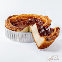 "Online live class ""Flan and basque cake""  REPLAY Available"