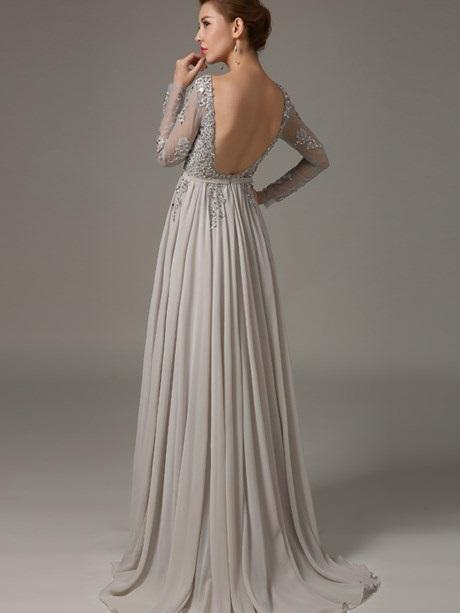 Appliques Floor-Length A-Line Scoop Celebrity Dress