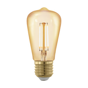 4W E27 MINI PEAR 1700K DIMM LED 320LM