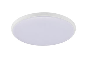 OZZIE OYS 18W LED WHITE TRIM
