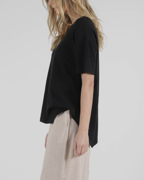 Florence Top - Black