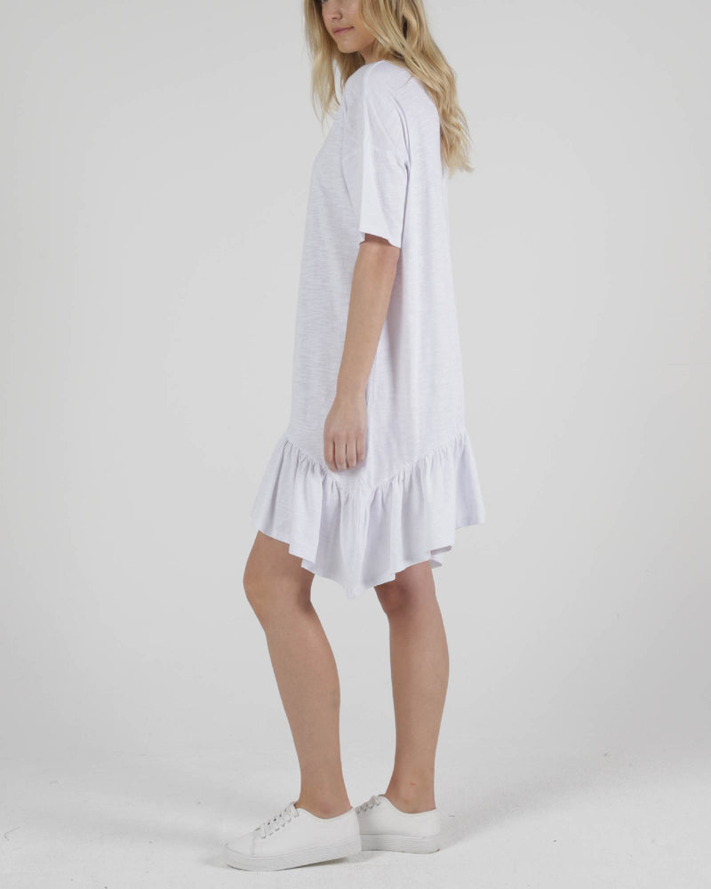 Goldie Dress - White