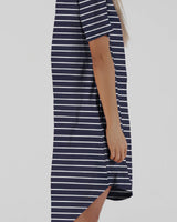 Nyree Dress - Nautical