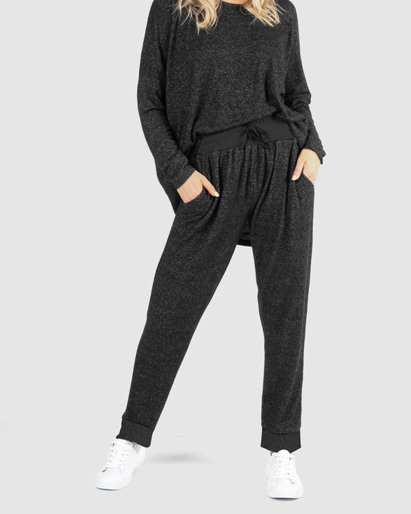Emerson Pant - Charcoal