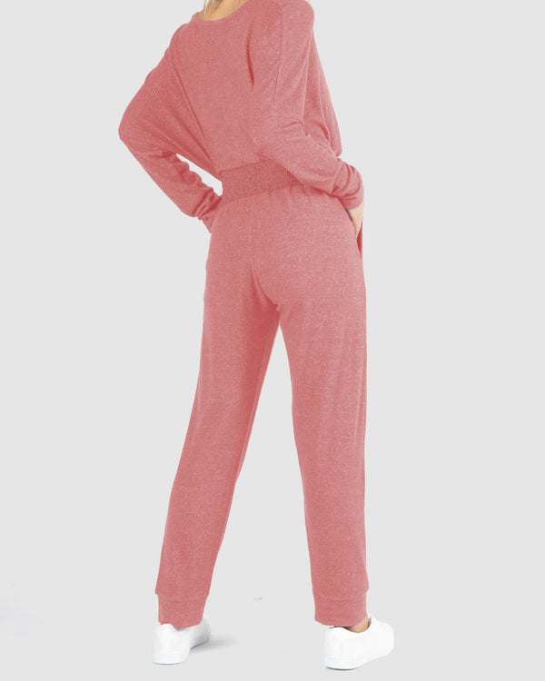 Emerson Pant - Dusty Rose