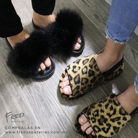 Encuentra Slippers, Pantuflas Tendencias Outfit 2020 Mujer Zapateria Fred
