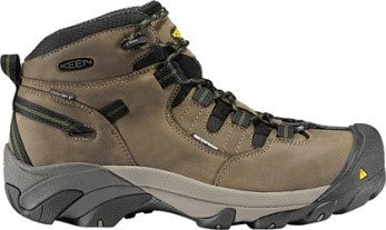 Detroit Mid Steel Toe