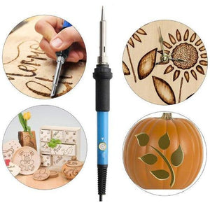 Adjustable Carving Pyrography pen