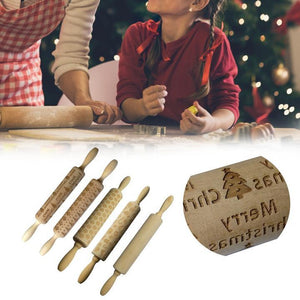 Xmas Cookie Roller - Buy 2 Free Shipping!!