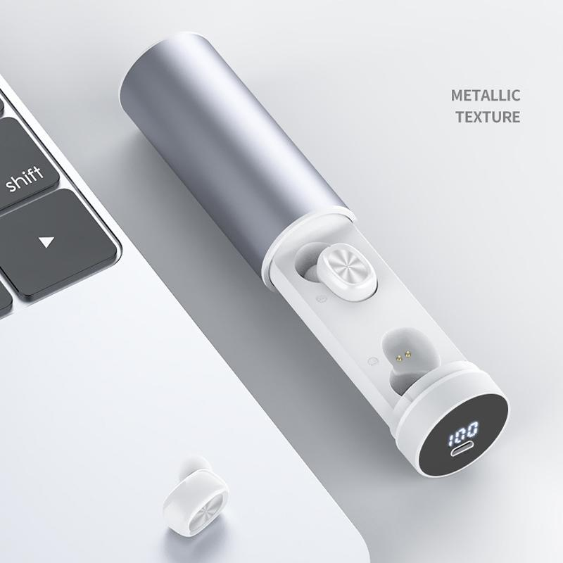 ✨2020 New Space Capsule Bluetooth Earphone✨