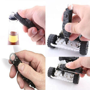 Outdoor Multifunctional Portable Screwdriver