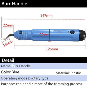 Quick Burr Removal Tool
