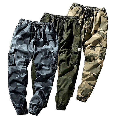 CamCasual Cargo Pants