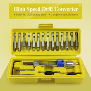 High Speed Drill Converter(1 Set)