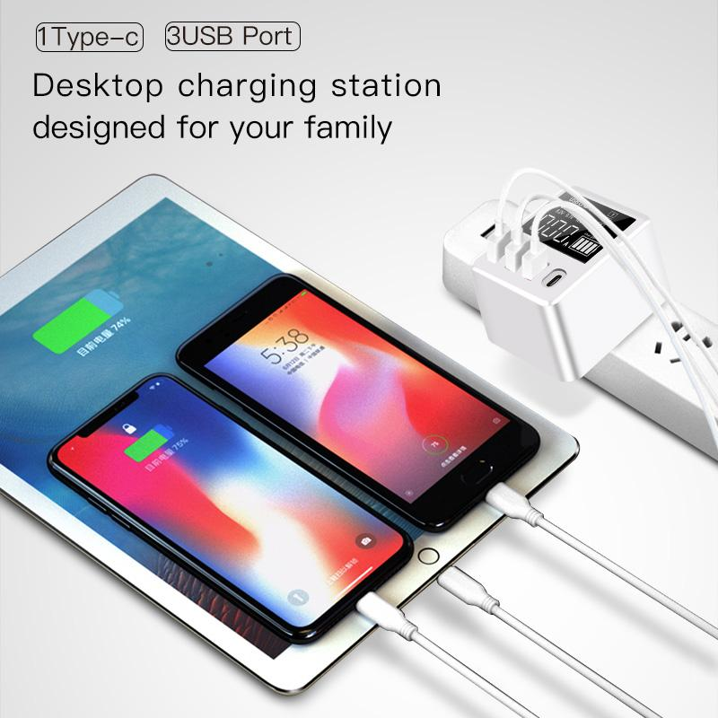 [Christmas Sale! Only 90 last] USB Type C Charger 30W Quick Charge-Buy 3 Save$15!
