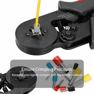 Made in Germany>>High quality ferrule crimping tool