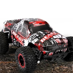 H (HOT SALE!!!!) RC Car Off-Road Rock - 4X4 MONSTER TRUCK