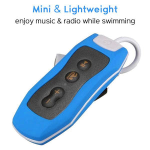 Mountain Music Player For Swimming