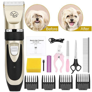 Low noise pet hair clipper(Buy 3 free shipping)