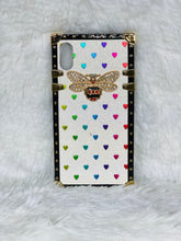Load image into Gallery viewer, Glitter Heart Cases