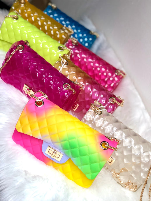 Two-Tone Jelly Bags