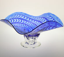 Load image into Gallery viewer, Mynatt - Candy Dish Cobalt