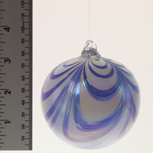Load image into Gallery viewer, Mynatt - Ornament White-Blue