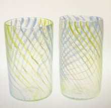 Load image into Gallery viewer, Carter - Tumbler Set 2 White-Yellow
