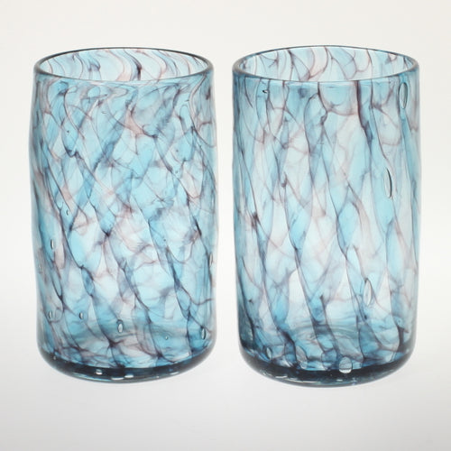 Carter - Tumbler Set 2 Blue-Black