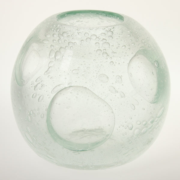 Carter - Ball Vase Clear
