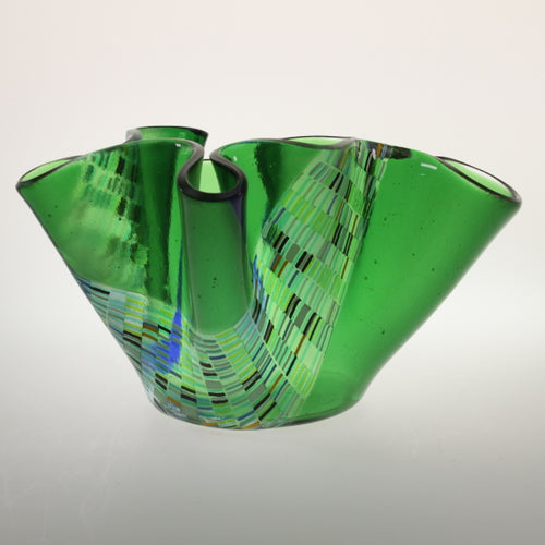 James - Candy Dish Green-Blue