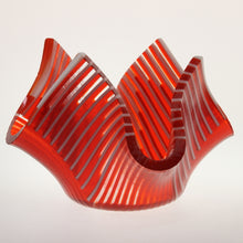 Load image into Gallery viewer, James - Candy Dish Red-White