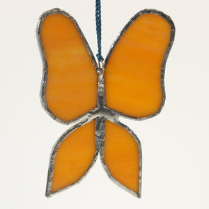 Bohn - Butterfly Ornament Orange
