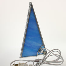 Load image into Gallery viewer, Bohn - Pyramid Lamp Sky Blue