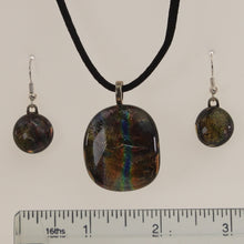 Load image into Gallery viewer, Carter - Necklace-Earring Set Dichromatic MultiColor